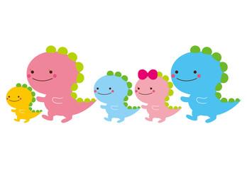 恐竜 家族