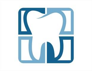 dental, tooth, logo, dentistry, symbol, icon, design