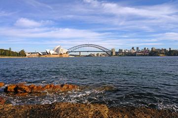 Sydney Opera House, Harbour Bridge and Suburbs