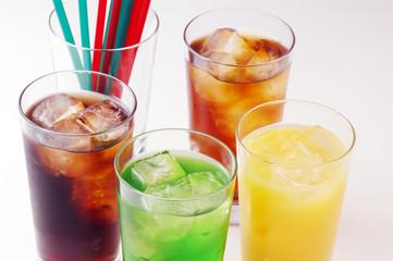 ソフトドリンク ジュース ソーダ コーラ