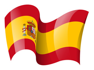 Spain flag - Spanish flag