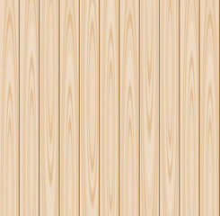Wood plank background, vector illustration