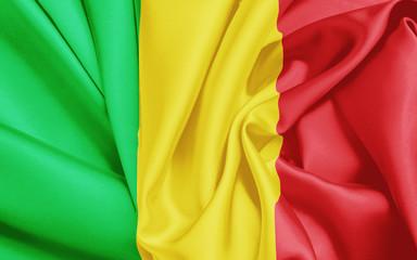 Mali Flagge