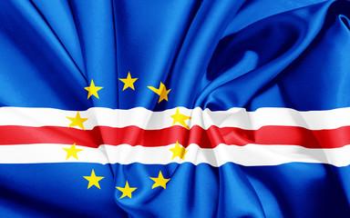Kap Verde Fahne