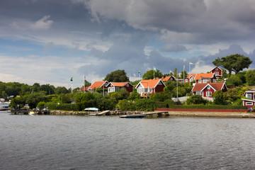 Brandaholm Island Cottages