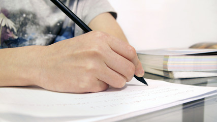 Teenager Essay Writing
