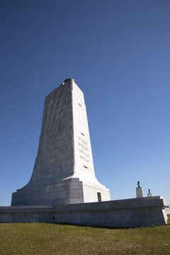Memorial to Wright Brothers