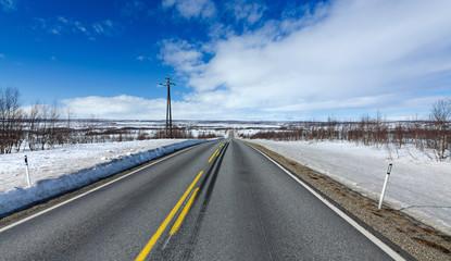 Scandinavian highway