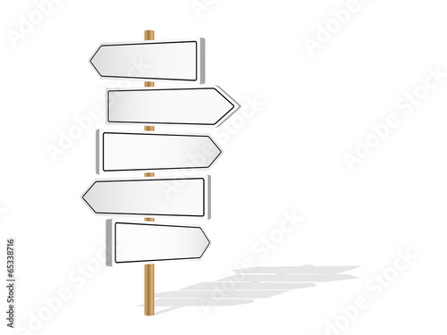 sign post template images