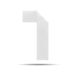 Paper Alphabet & Number