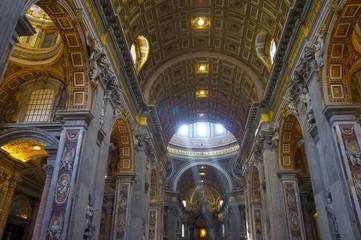 サンピエトロ大聖堂 メインステージ