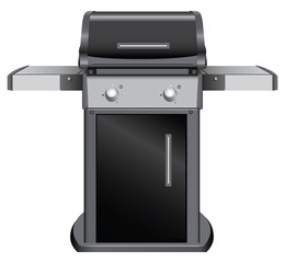 Stationary grill