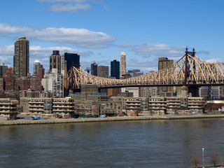 Autocollant - New York City Bridges-41