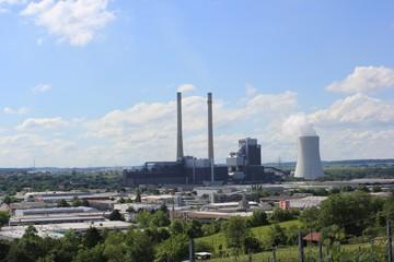 Kohlekraftwerk in Heilbronn