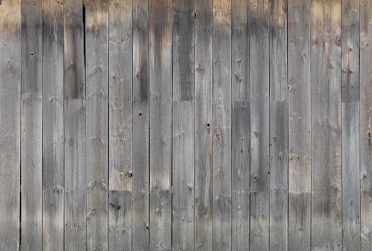 Gray wooden wall texture