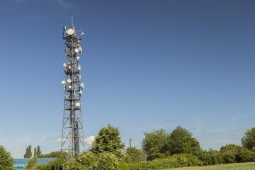 Sendemast Antenne