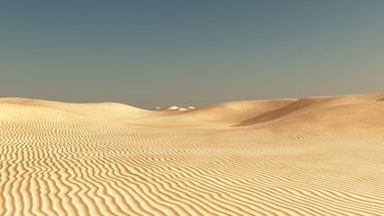 Obraz 砂漠 - fototapety do salonu