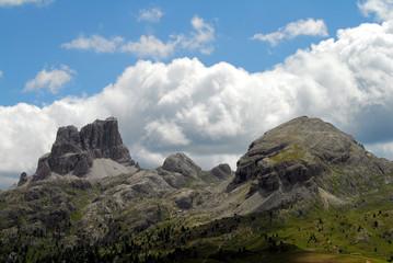 Alta Badia Cinque torri