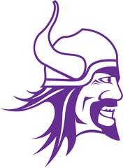 Viking vector mascot