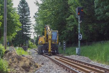 Schienenbagger1