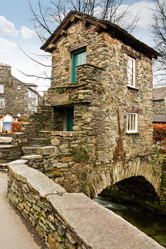 Old Bridge House Ambleside