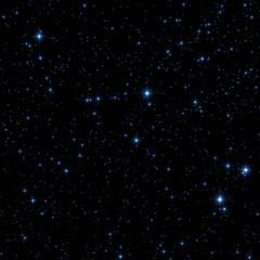 Stars on a dark background