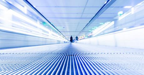 Indoor Walkway