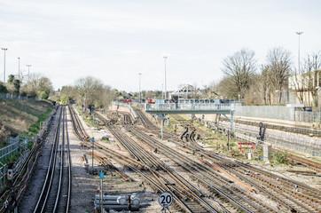 London Underground railway lines, Acton