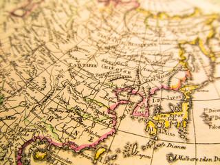 古地図 日本