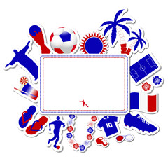 Soccer World cup France