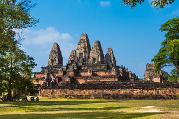 Easten Mebon, Cambodia