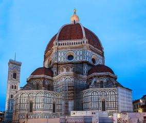 Wall Mural - Bascilica De Duomo Florence Italy