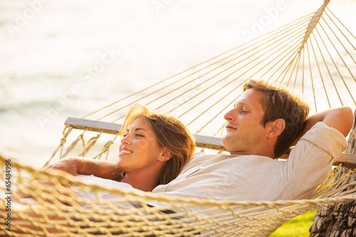 Пара отдыхает