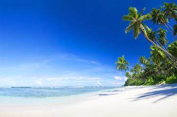 Beautiful scenic beach