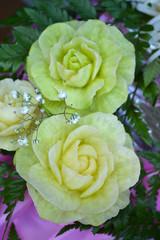 carving rose