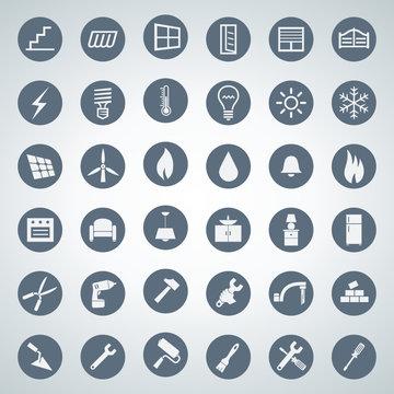 home icon set 002
