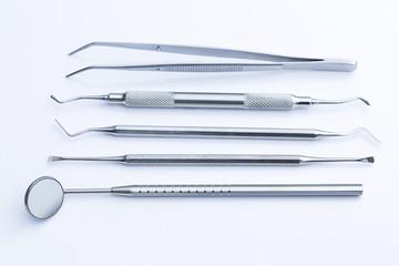 Dental Examining Instruments