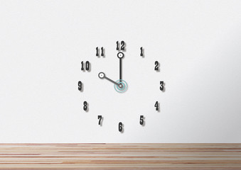 Time Clock 時計 時間