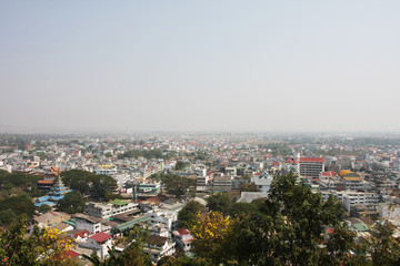 Village in Tachilek City