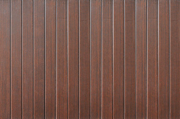 Dark brown wood plank texture background