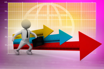 Movement direction to success