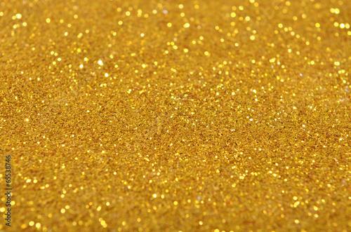 Gold glitter essbar