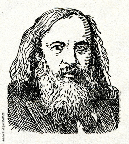 a biography of dmitri ivanovich mendeleev a chemist Dmitri ivanovich mendeleev at age 16mendeleev's biography besides his interest in chemistry, mendeleev was interested.