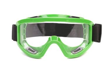 Snowboard goggles.