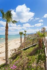 Kreta - Griechenland - Strand von Chersonissos