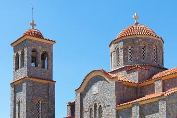 Kreta - Griechenland - Kirchturm von Sisi