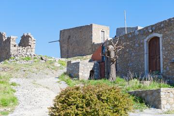 Kreta - Griechenland - Alte Mühle von Lassithi