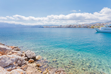 Kreta - Griechenland - Küste von Agios Nikolaos