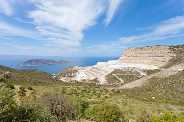 Kreta - Griechenland - Bergbau bei Mochlos
