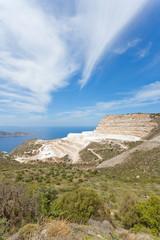 Kreta - Griechenland - Steinbruch von Mochlos